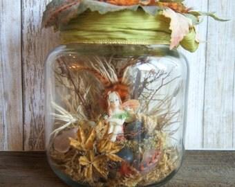 Fairy Jar » Fairies in a Jar » Fairy Gift » Faerie » Fantasy Gifts » Garden Fairies » Captured Fairy » Captive Fairy » Gifts for Girls