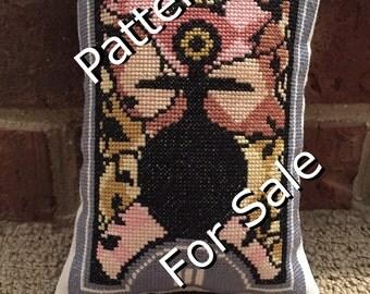 Tarot Series Cross Stitch Pattern - The Empress (#3)