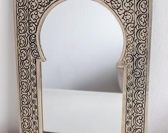 Vintage Moroccan Mirror 'Mystery' - Small