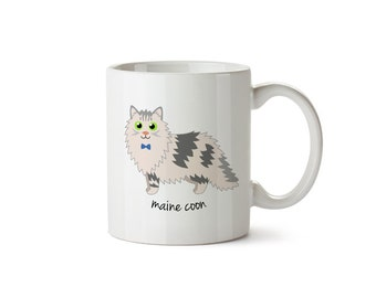 Maine Coon Mug (boy)