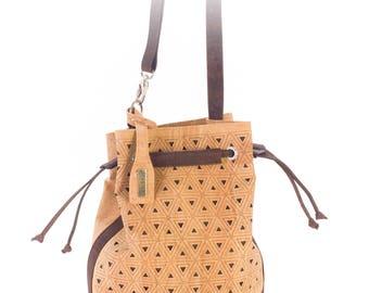 Bag bag, cork bag
