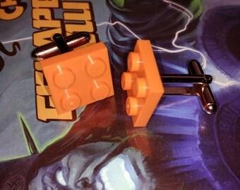 LEGO ® Cufflinks (8 color choices)