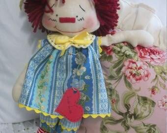 LuLu- Annie doll