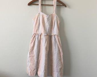 Vintage Pastel Dress