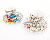 Retro Japanese Coffee Cup...
