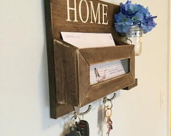 Mail Organizer/key holder