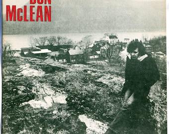 Don McLean - The Rainbow Collection - Vinyl - UAS-5651 - 1972