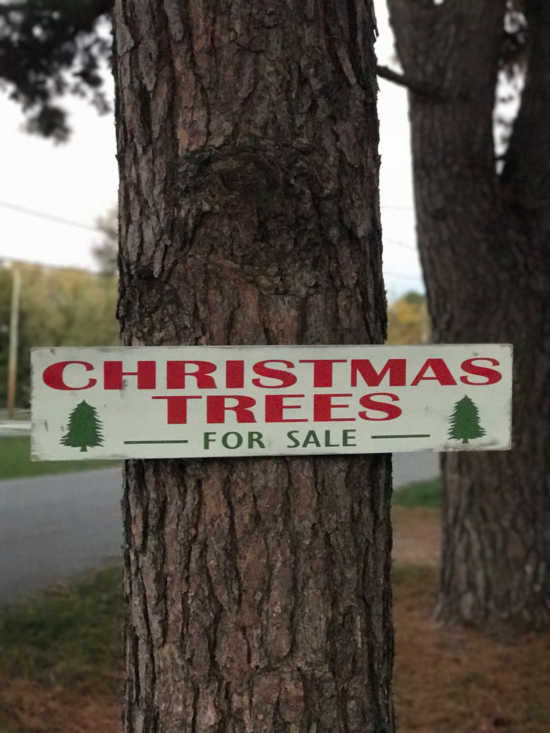 Crib spring frame for sale - Christmas Trees For Sale Wood Sign Distressed Christmas Sign Vintage Christmas Tree Farm Sign Fixer Upper Christmas Tree Sign