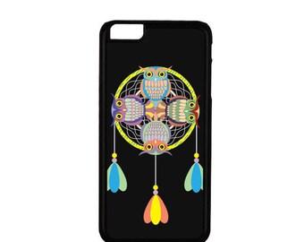 Owl dream catcher phone case, case, phone case, iphone case, owl, iphone 5s, iphone 6,  iphone 7, samsung galaxy s6, samsung galaxy s7, owls
