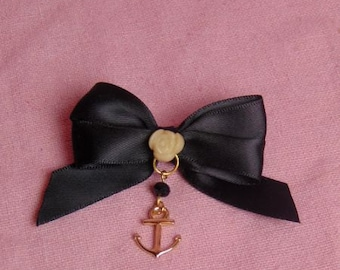Sailor Lolita Brooch