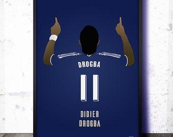 Chelsea FC Legends: Didier Drogba