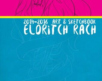 2014-2016 Art and Sketchbook