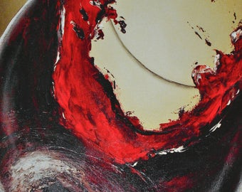 Red, Wine, Glass, Yum,  Fine Art Photography, Home Decor, Wall Art, Canvas Gallery Wrap