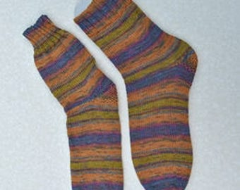knitted socks 40/41