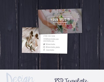 Photography business card template photoshop template photo photography business card template wedding photography business card template photoshop template photography marketing accmission Gallery