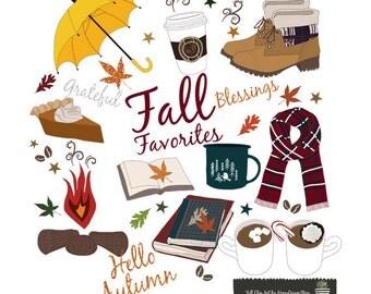 Fall Clipart, Fall greeting cards, Autumn clip art, Autumn cards, Autumn Cards Vectors, Fall vectors, Autumn Vectors, greeting cards