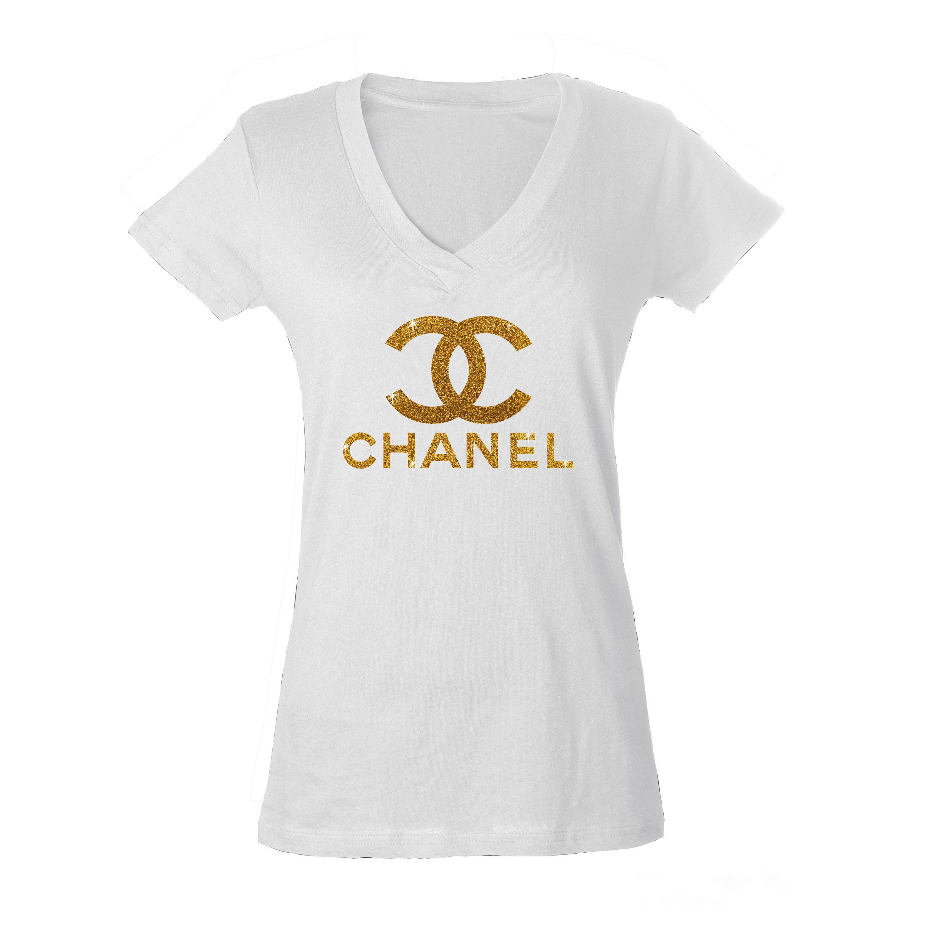 Chanel Logo T Shirt Men The Image Kid