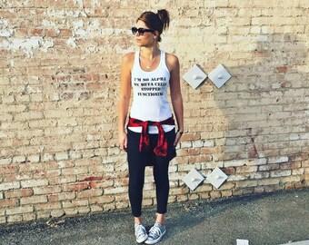 I'm So Alpha Tank | Diabetes Awareness Shirt
