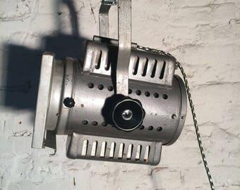 Loft Industrial Vintage Retro Theater Hanging Lamp Spotlight Light USSR Soviet