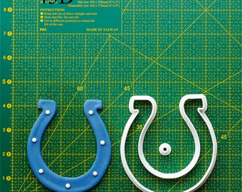 Indianapolis Colts Fondant Cutter