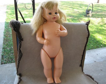 20 inches horsman doll 1969  free shipping in u s a for doll collector