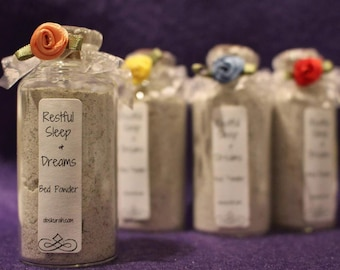 Rest & Relax Hand Blended Sleep Powder for your Bed