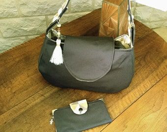 Bag bag in cotton canvas - Ref. S46