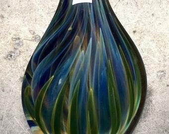 """Borosilicate Glass Pendant 1.75"""""""