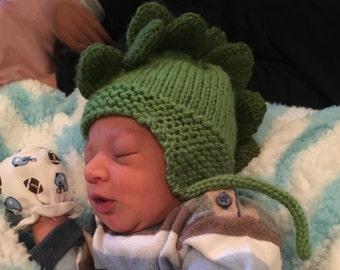 Baby Dino Hat