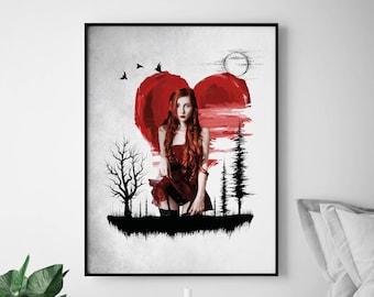 Little Red Riding Hood European Fairy Tale Literature