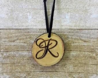 Small Monogram Ornament