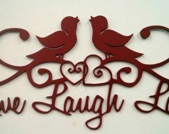 Love, Laugh, Live!