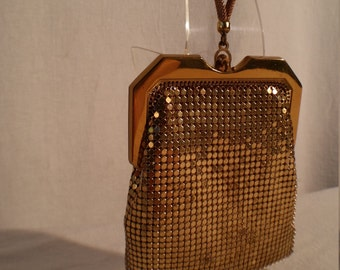1940's Whiting and Davis Coin Purse