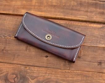 woman wallet , Leather wallet, Leather Clutch, Leather woman wallet, leather purse,red leather clutch, simple purse ,woman Clutch