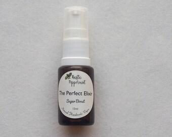 Facial Elixir Serum, Facial Serum, Face moisturiser
