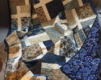 Double size quilt