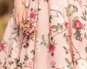 1950's Rose Dress