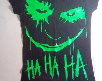 Joker Women's T-Shirt Size Small
