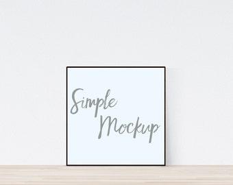 Single Frame Mockup