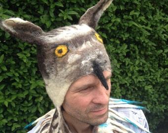 Owl - hat