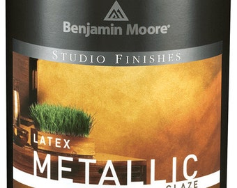 Benjamin Moore Studio Finishes Metallic Glaze (620)