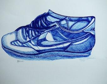 Nike Sneaker:  Just Do It