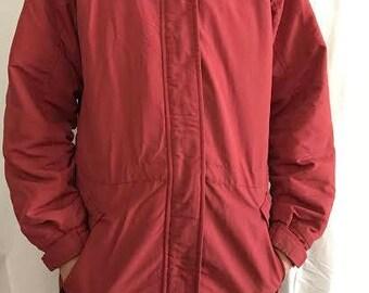 Vintage L.L. Bean Women's Winter Coat (Size XS)