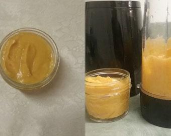 All Natural Sweet Potato Pie Hair Moisturizer/Mask