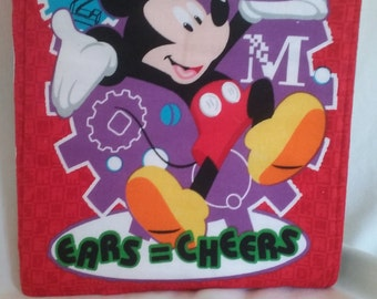 Mickey Mouse Clubhouse Cloth Baby Book