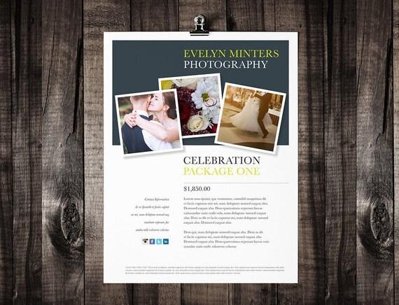 Printable Brochure Template Design Flyer Template Editable