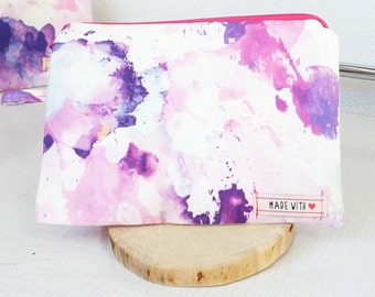 Pouch | Water Color Splash