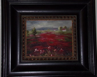 Small Landscape Oil Painting