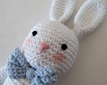 Crochet Bunny-child toy-baby Bunny