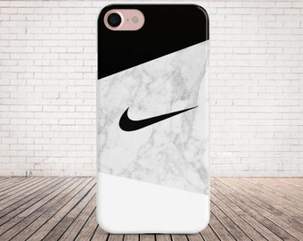 Clear Nike Phone Case iPhone 6 Case Nike iPhone 7 Case iPhone 7 Plus Nike iPhone Case iPhone 6s Nike Marble Case iPhone 6 Plus